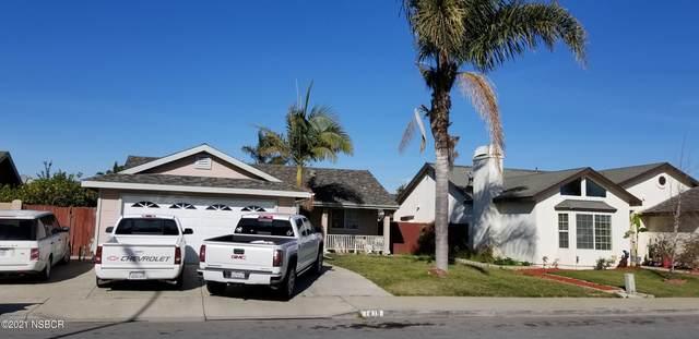 1419 Paseo Jacaranda, Santa Maria, CA 93458 (MLS #21000181) :: The Epstein Partners