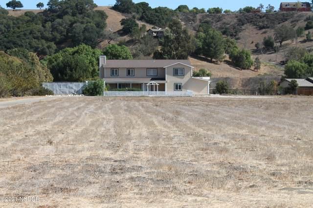 1180 Alamo Pintado Road, Solvang, CA 93463 (MLS #21000183) :: The Epstein Partners