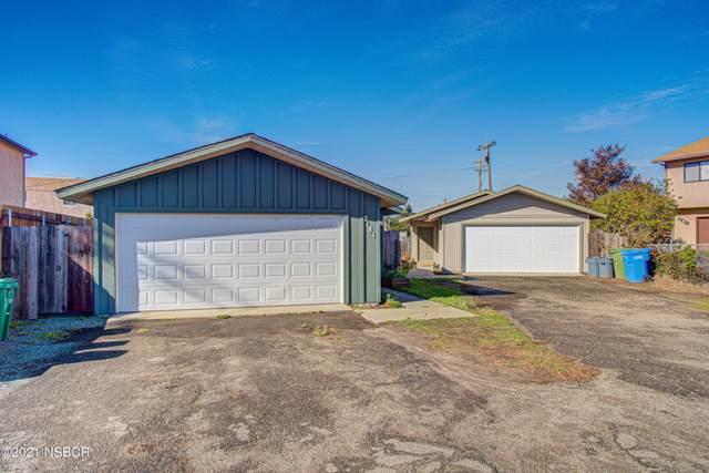 2181 Sunset Avenue, Morro Bay, CA 93442 (MLS #21000283) :: The Epstein Partners