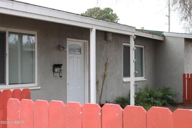 726 N 1st Street, Lompoc, CA 93436 (MLS #21000319) :: The Epstein Partners