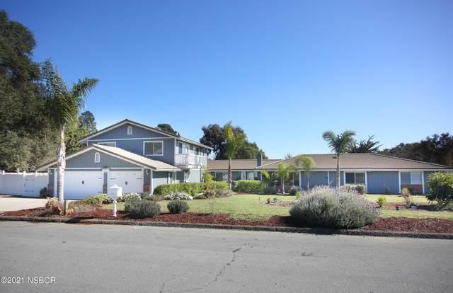 1541 Los Padres Road, Nipomo, CA 93444 (MLS #21000323) :: The Epstein Partners