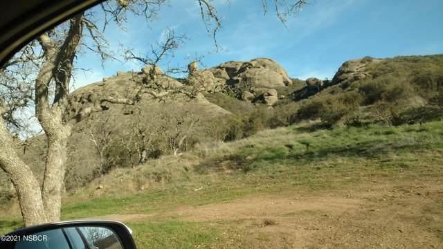 0 Cable Corral Road, Nipomo, CA 93444 (MLS #21000385) :: The Epstein Partners