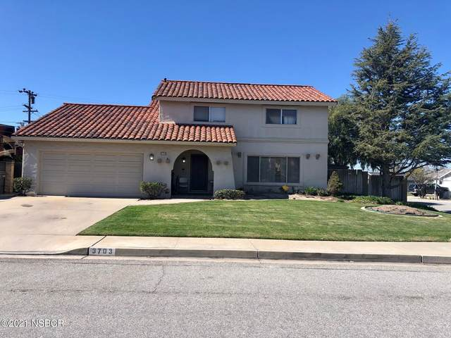 3703 Wendy Way Way, Santa Maria, CA 93455 (MLS #21000499) :: The Epstein Partners