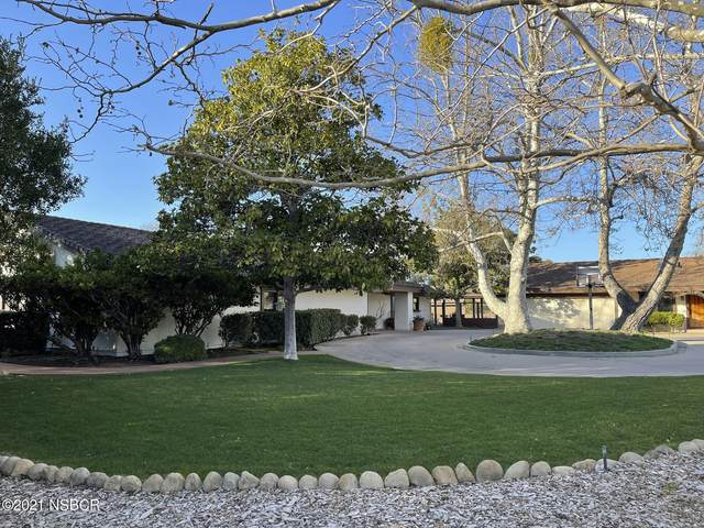 395 Rancho Alisal Drive, Solvang, CA 93463 (MLS #21000503) :: The Epstein Partners