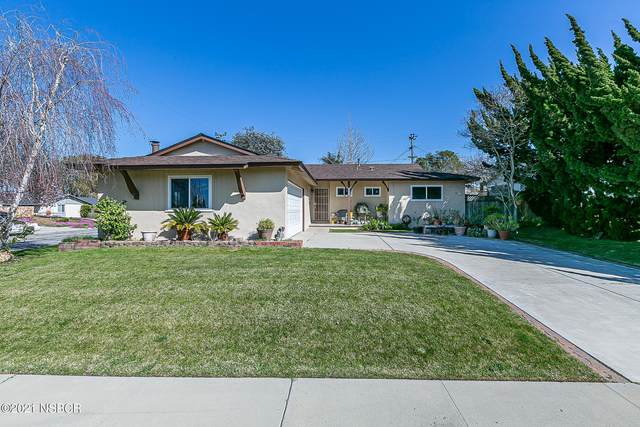 3002 Courtney Drive, Santa Maria, CA 93455 (MLS #21000507) :: The Epstein Partners