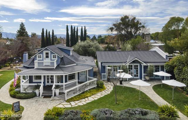 2366 Alamo Pintado Avenue, Los Olivos, CA 93441 (MLS #21000620) :: The Epstein Partners