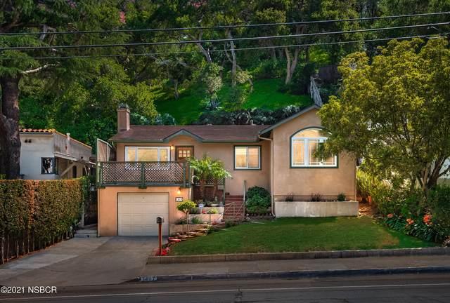 1417 W Valerio Street, Santa Barbara, CA 93101 (MLS #21000724) :: The Epstein Partners