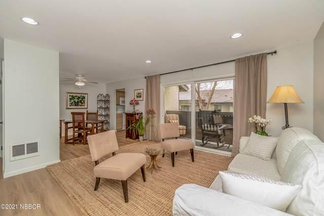 1676 Maple Avenue, Solvang, CA 93463 (MLS #21000750) :: The Epstein Partners