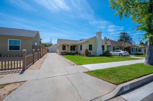 628 E El Camino Street, Santa Maria, CA 93454 (MLS #21000768) :: The Epstein Partners