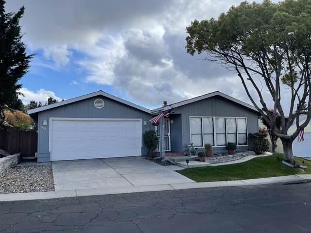 938 Ridgeview Drive, Santa Maria, CA 93455 (MLS #21000780) :: The Epstein Partners