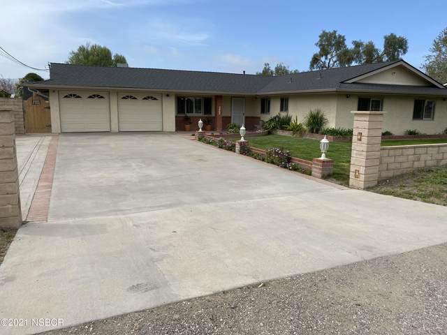 3464 Lindero Street, Santa Ynez, CA 93460 (MLS #21000814) :: The Epstein Partners