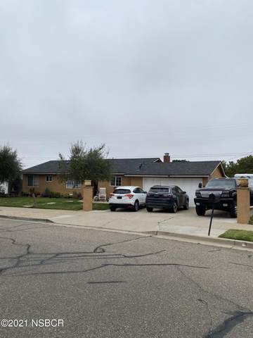 1279 Via Alta, Santa Maria, CA 93455 (MLS #21000831) :: The Epstein Partners