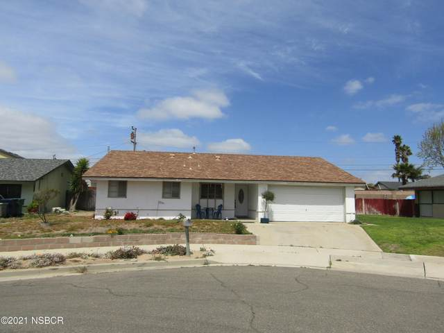 1559 Calle Miro, Lompoc, CA 93436 (MLS #21000833) :: The Epstein Partners