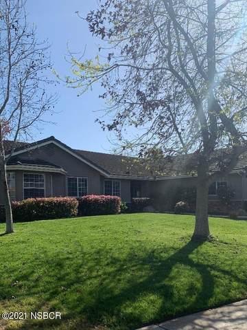 580 Mooncrest Lane, Santa Maria, CA 93455 (MLS #21000837) :: The Epstein Partners