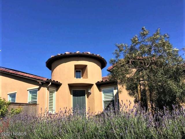967 Calle De La Rosa, Santa Maria, CA 93455 (MLS #21000842) :: The Epstein Partners