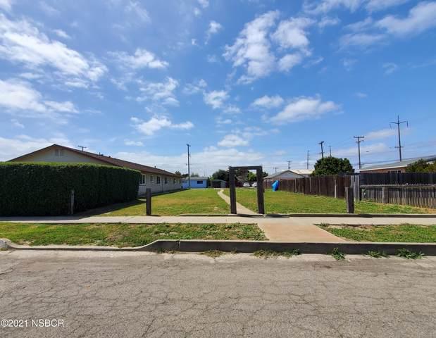 233 N E Street, Lompoc, CA 93436 (MLS #21000843) :: The Epstein Partners