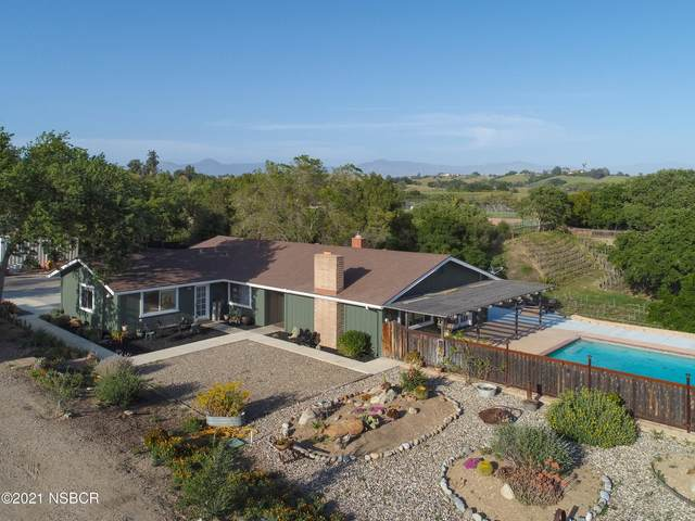 2780 Alta Street, Los Olivos, CA 93441 (MLS #21000849) :: The Epstein Partners