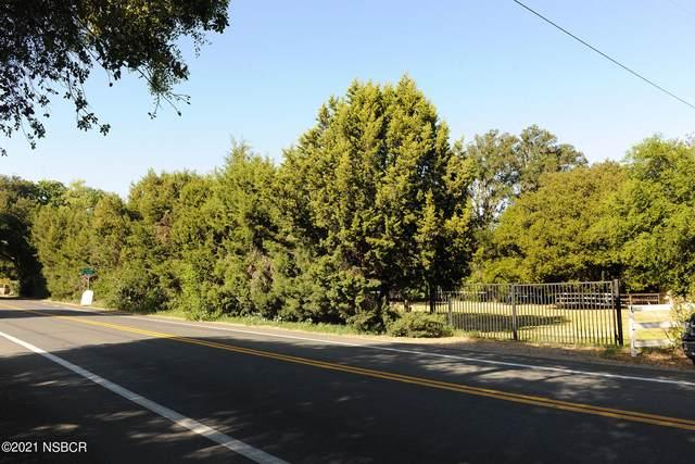 2400 Alamo Pintado Road, Los Olivos, CA 93441 (MLS #21000869) :: The Epstein Partners