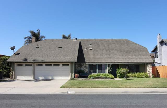 2623 Terrace Drive, Santa Maria, CA 93455 (MLS #21000990) :: The Epstein Partners