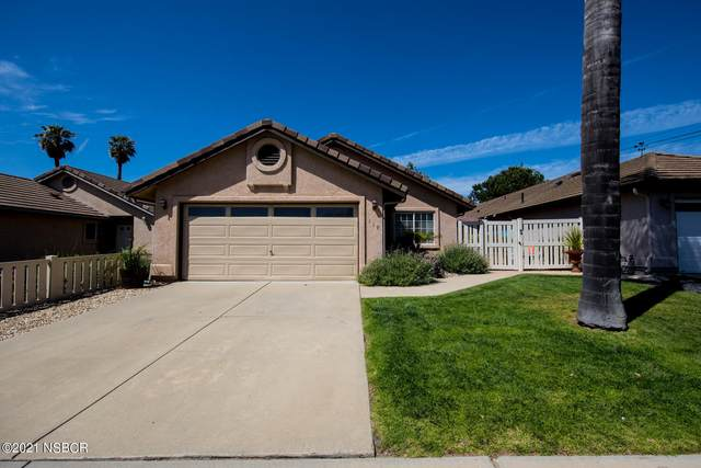 119 Riverside Court, Santa Maria, CA 93458 (MLS #21001083) :: The Epstein Partners