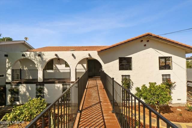 1500 Hillcrest Drive, Arroyo Grande, CA 93420 (MLS #21001086) :: The Epstein Partners
