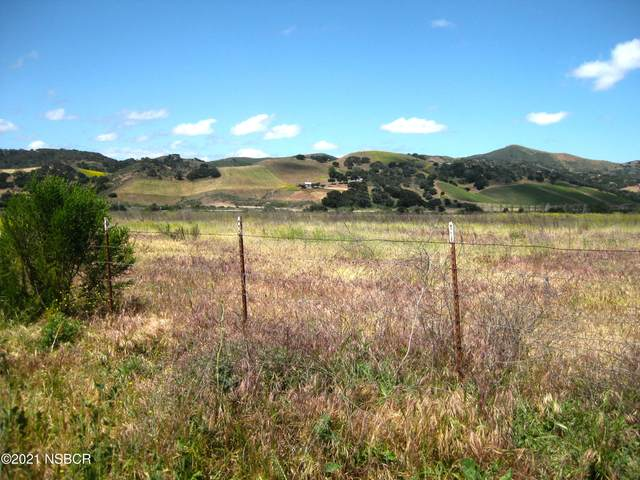 1050 Drum Canyon Road, Lompoc, CA 93436 (MLS #21001200) :: The Epstein Partners