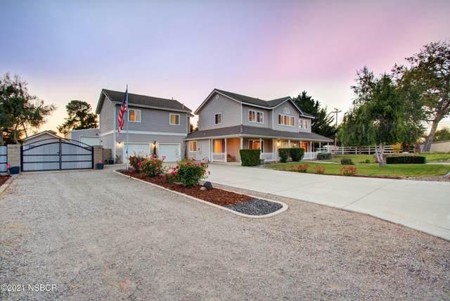 4609 Appaloosa Trail, Santa Maria, CA 93455 (MLS #21001365) :: The Epstein Partners