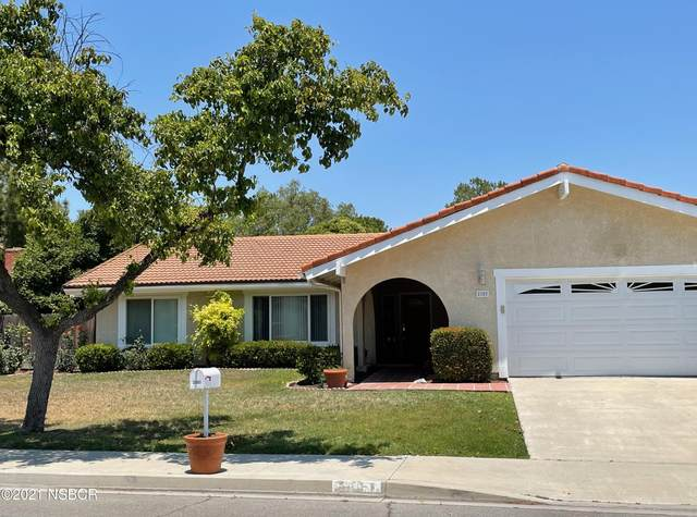 2107 Creekside Drive, Solvang, CA 93463 (MLS #21001403) :: The Epstein Partners