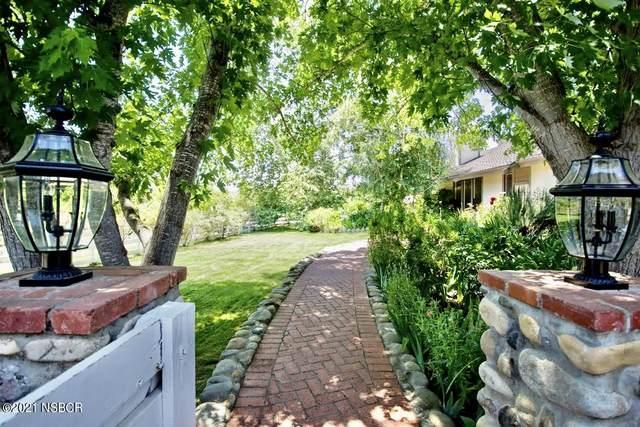 4085 Indian Way, Santa Ynez, CA 93460 (MLS #21001431) :: The Epstein Partners