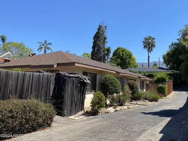 1626 Castillo Street, Santa Barbara, CA 93101 (MLS #21001452) :: The Epstein Partners