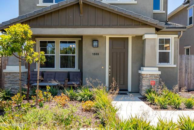 1888 Sterling Place, Santa Maria, CA 93458 (MLS #21001454) :: The Epstein Partners