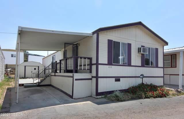 1600 E Clark Avenue, Santa Maria, CA 93455 (MLS #21001468) :: The Epstein Partners