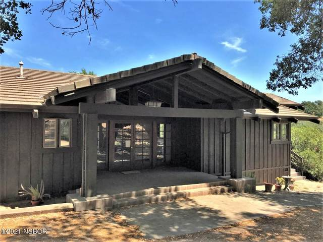 1715 Ballard Canyon Road, Solvang, CA 93463 (MLS #21001474) :: The Epstein Partners