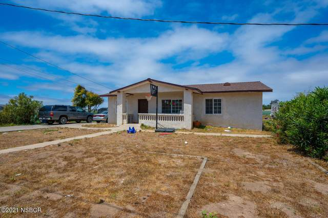 849 Pioneer Street, Guadalupe, CA 93434 (MLS #21001475) :: The Epstein Partners