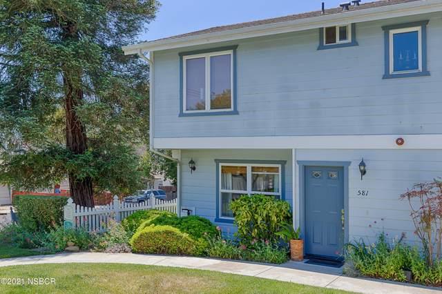 581 Central Avenue, Buellton, CA 93427 (MLS #21001479) :: The Epstein Partners