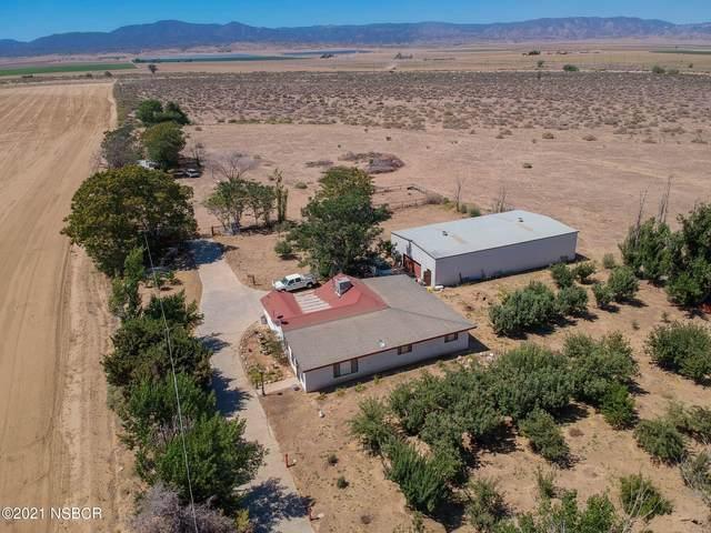 1855 Cuyama Hwy Highway, Cuyama, CA 93254 (MLS #21001517) :: The Epstein Partners