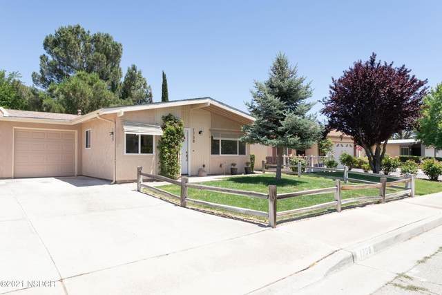 1738 Shepherd Drive, Paso Robles, CA 93446 (MLS #21001527) :: The Epstein Partners