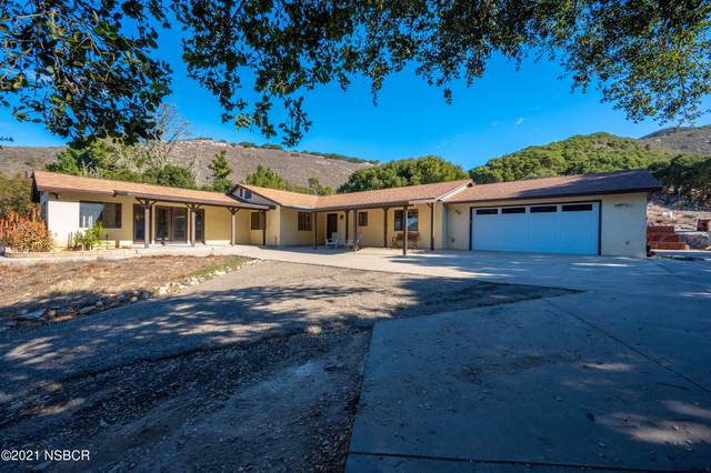 808 San Pasqual Canyon Road, Lompoc, CA 93436 (MLS #21001590) :: The Epstein Partners