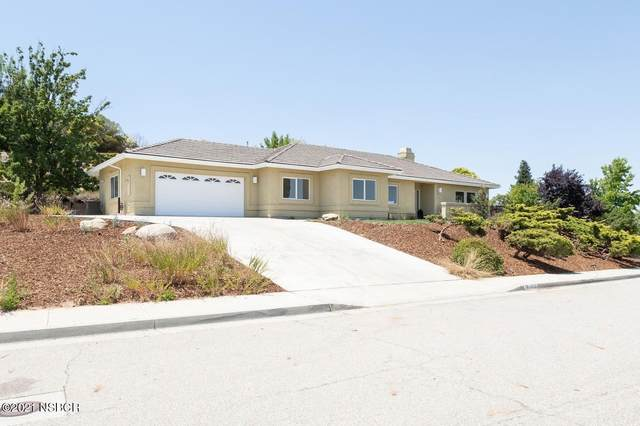 1313 Crown Way, Paso Robles, CA 93446 (MLS #21001620) :: The Epstein Partners