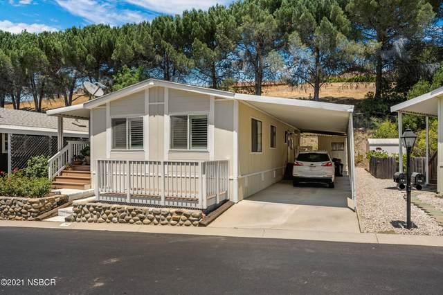 78 Alta Vista Drive, Solvang, CA 93463 (MLS #21001649) :: The Epstein Partners