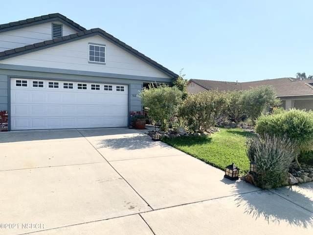 512 Farmland Drive, Buellton, CA 93427 (MLS #21001668) :: The Epstein Partners