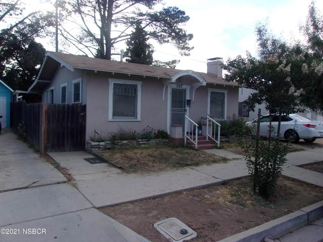 507 N Lincoln Street, Santa Maria, CA 93458 (MLS #21001792) :: The Epstein Partners