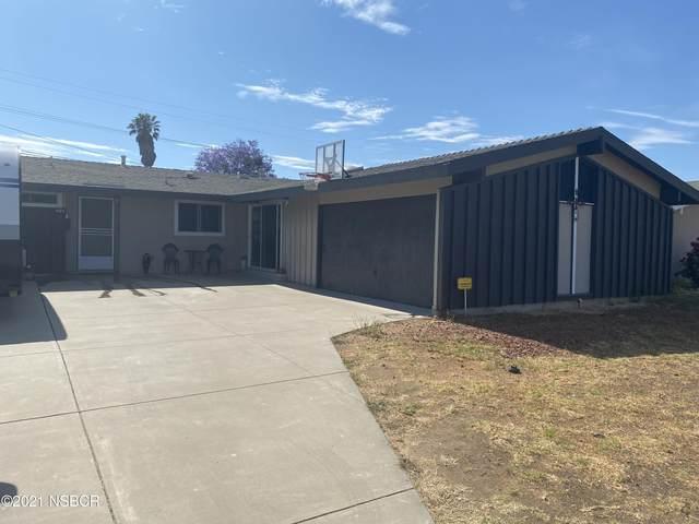 421 N Hart Drive, Santa Maria, CA 93454 (MLS #21001793) :: The Epstein Partners