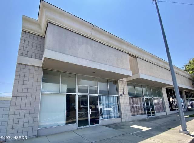 124 N I Street, Lompoc, CA 93436 (MLS #21001801) :: The Epstein Partners