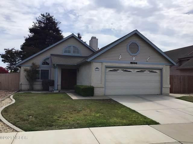 1514 Lark Street, Santa Maria, CA 93454 (MLS #21001802) :: The Epstein Partners