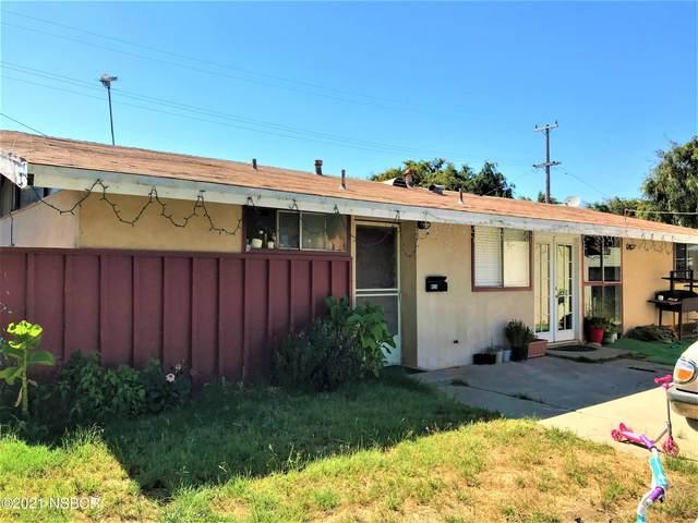 425 N Daisy Street, Lompoc, CA 93436 (MLS #21001808) :: The Epstein Partners