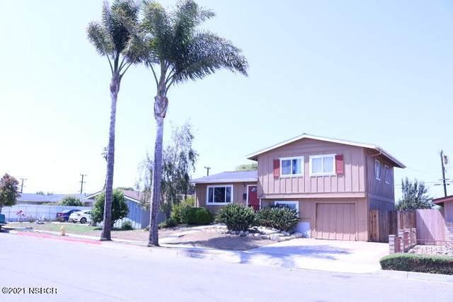 1517 W Lemon Avenue, Lompoc, CA 93436 (MLS #21001810) :: The Epstein Partners