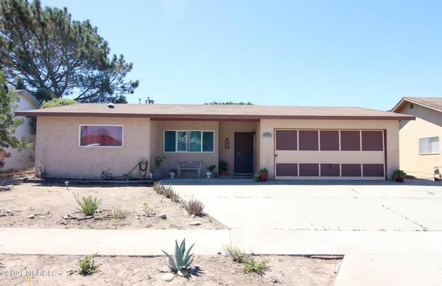 1512 Calle Primera, Lompoc, CA 93436 (MLS #21001840) :: The Epstein Partners