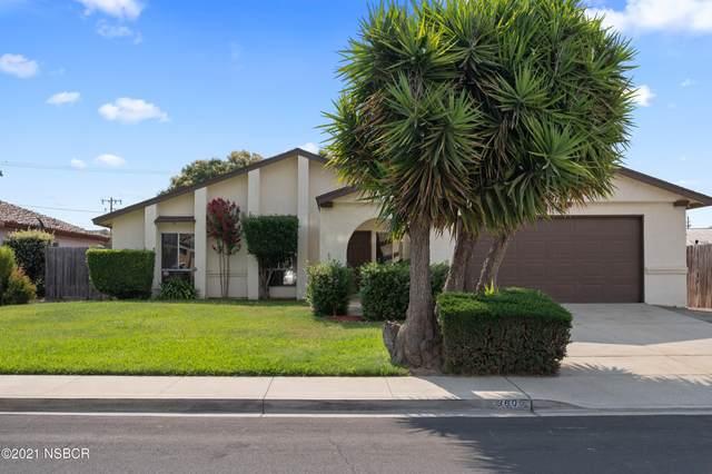 360 Park Street, Buellton, CA 93427 (MLS #21002005) :: The Epstein Partners