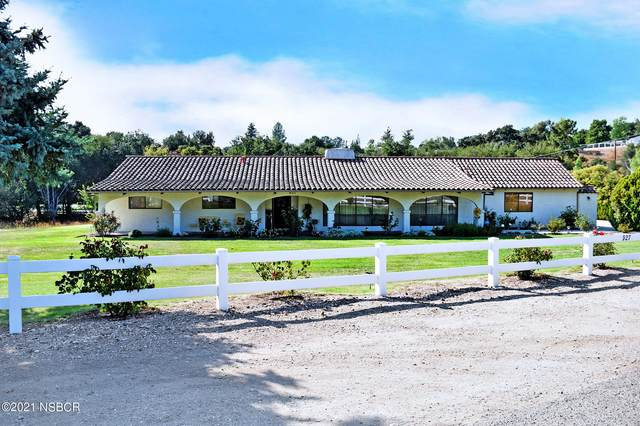 927 Old Ranch Road, Solvang, CA 93463 (MLS #21002065) :: The Epstein Partners